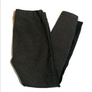 Lou & Grey Xs black & grey women's pants